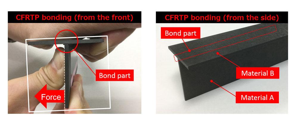 CFRTP Ultrasonic Bonding